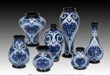 Moorcroft Pottery - England / Engelsk Keramikk - British Pottery - Made in England