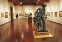Western Art / Our multiple galleries contain masterpieces of western art in our permanent collection; all done with dedication to the preservation of our western heritage.  When you visit the Texas Hill Country, come enjoy the Museum of Western Art in #Kerrville.