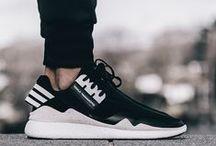 Bernardelli loves sneakers