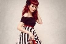 Pinup and burlesque / What the name says. My pics and maybe some ideas.
