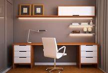 Home Office / Trabalhar em casa!