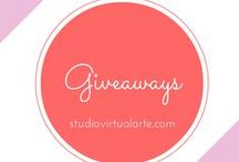 Giveaways / Concursos