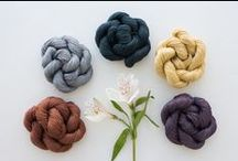 Look What We Have in Store! / Yarns we carry and love here at Yarn Harbor