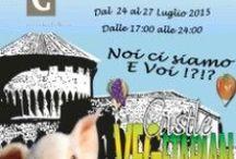 RIPALTA al CASTLEVEGETARIAN FEST - SARZANA - 2015 / LA RIVENDITA DIRETTA DELLA Ripalta, VICINO A TE...  AL CastleVegetarianFest ... 24-25-26-27 Luglio 2015 ... #Sarzana