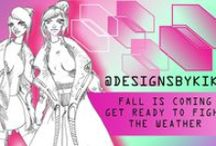 Designs by KIKA: Kaledo Plaid Collection / Introducing the Plaid Collection from DESIGNS BY KIKA. Why not mix up the fall season with hyper-vivid prints and pastel hues. Follow us on FB, Twitter, Instagram & ofcourse Pinterest using @Designsbykika