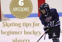 Ice Hockey / Score some cool ideas on and off the ice!