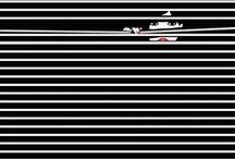 Bernardelli loves stripes