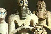 Egipto, Sumeria, dioses, misterios