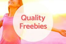 Freebies! / Freebies...everyone loves a freebie!  Here are some from me to you!