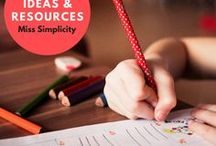 Writing Resources / Writing Resouces
