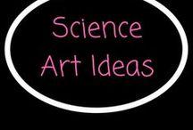 Science Art Ideas
