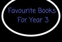 Year 3 Favourite Books to Read