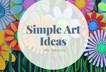 Art Ideas for School