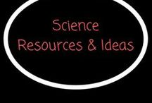 Science Ideas & Resources / Ideas and resources for Science