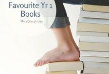 Favourite Year 1 Books