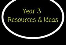 Year 3 resources / All things Year 3!