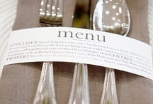 Place Settings / by Elite Events Rental