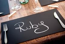 DIY Wedding Reception / by Elite Events Rental