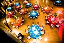 Reception Tablecloths/ Linens / by Elite Events Rental