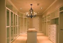 Closets / by Kemmy (The Scrapper) McCoy