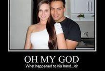 Hehe funny :) / by Morgan Pelke