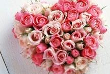 Ystävänpäivään kukkia