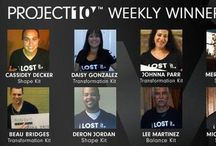 Weight Loss Project 10 Winners - Body by Vi Challenge