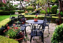 English Garden / Gingerbread Mansion Bed and Breakfast 
