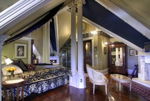 Suite & Rooms  / by Gingerbread Mansion Inn