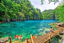 Lakwat-sa Pinas / Equally-good alternative destinations which Pinoys and foreign vacationers can adventurously visit in the Philippines