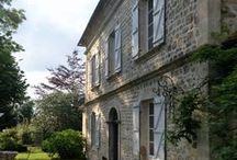 Visite d'une future maison et table d'hôtes en Normandie… / Visite coup de cœur du début de semaine chez un porteur de projet de chambres et table d'hôtes en Normandie…