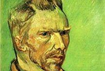 Vincent van Gogh / by Ans van Essen-Buijs