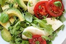Healthy Light Summer Salads