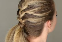 Hairstyle tips + Ideas :) / Hairstyles