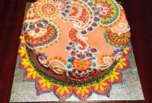 Indian cake designs