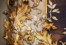 In details / Beautiful ornamental details.  / by Mme. Marcelle