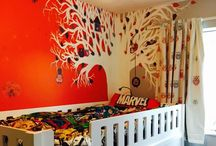 Kids wall decor