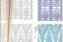 háčkování - vzory / háčkování