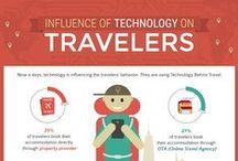 Tendencias, Turismo y TIC / Infografías sobre turismo y TIC y las últimas tendencias