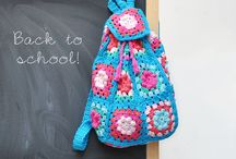Crochet: bags / A selection of crochet bag patterns both free and paid for