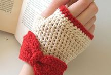Crochet: Gloves / A selection of crochet glove patterns both free and paid for