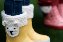 Crochet: Boot Cuffs / A selection of crochet boot cuff patterns both free and paid for