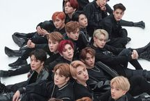 •NCT• / only sm can debut 18 men and have them all as visuals