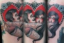 Tattoos. Piercings. Crazyness.