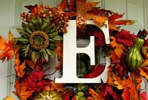 Fall decorating ideas / by Lisa Myers