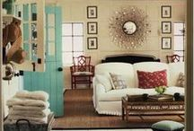 Family/Living Room / by Hailey M.