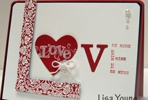 Cardmaking: Valentines / by Lisa Myers