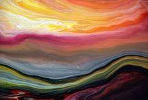 Imaginative Art / Drawings, Sketches, Design, Paintings.