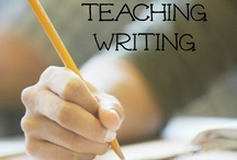 Writing / Inspiration for teaching formal writing and leading creative writing lessons. (not including poetry) / by Tara Andreas