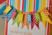 Cardmaking: Birthday / by Lisa Myers